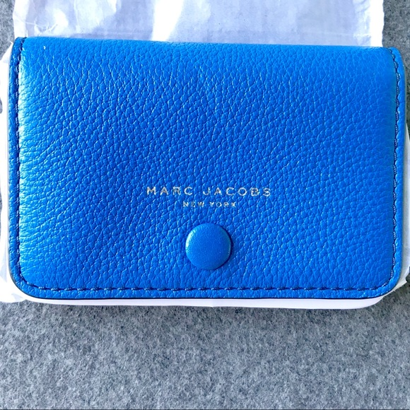 ca2b90d33a Marc By Marc Jacobs Bags | Nwt Marc Jacobs Empire City Leather Card ...